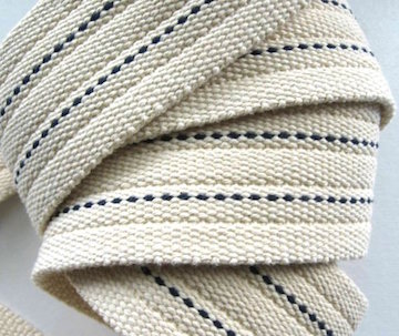"2"" Natural Furniture Webbing"