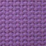 "1.25"" Lavender Heavyweight Cotton Webbing"