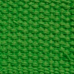 "1.25"" Lime Heavyweight Cotton Webbing"