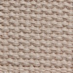 "2"" Natural Heavyweight Cotton Webbing"